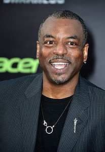 Levar Burton of Reading Rainbow, making a comeback
