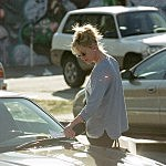 Melanie Griffith Parking Ticket