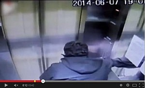 Elevator flies up 31 floors, crashes into ceiling