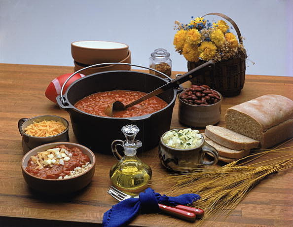 A Mexican-Style Chili Feast