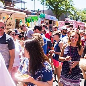 Credit: Uptown Food Festival via Facebook