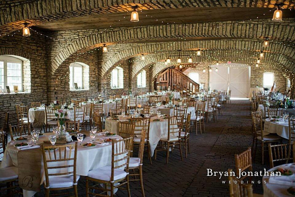 rochester wedding venue named one of the most stunning in minnesota